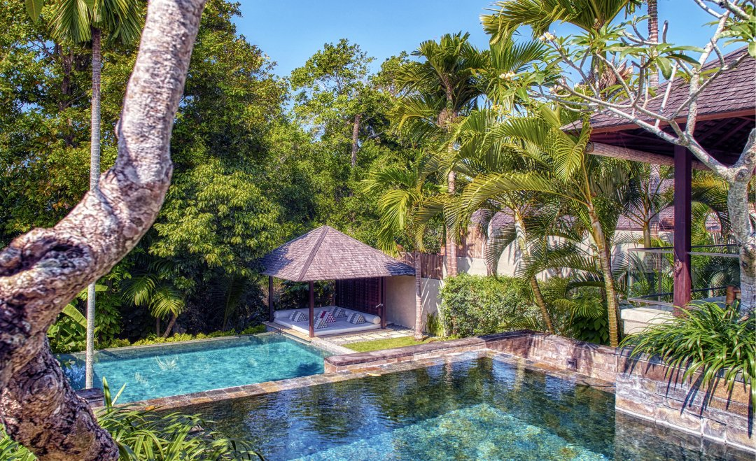 Villa Tukad Pangi 2 Swimming Pools