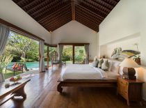 Villa Paloma, Master Bedroom