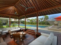 Villa Kalyani, Outdoor Living Room