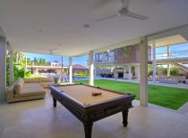 Villa Kalyani, Pool Billiard Room