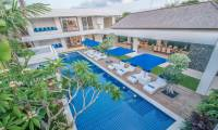 5 Bedrooms Villa Freedom in Seminyak