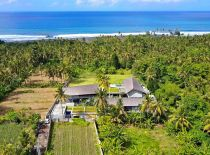 Villa Casabama I Panjang, Aerial Photo